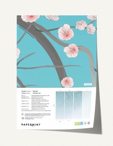 Sakura - Échantillon