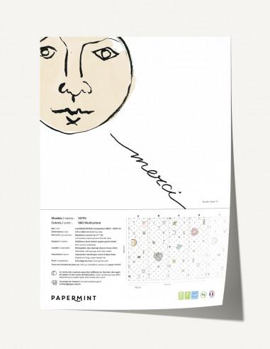Voto Wallpanel - sample