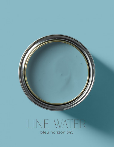 Peinture - Line Water Bleu Horizon - 345