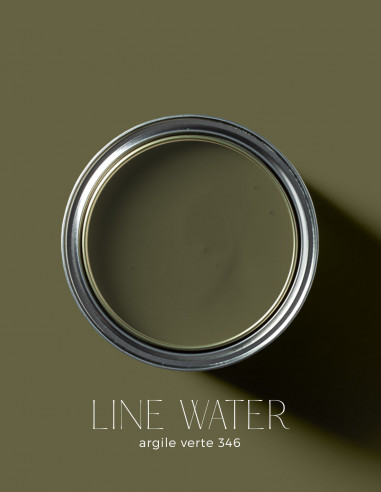 Paint - Line Water Argile Verte - 346