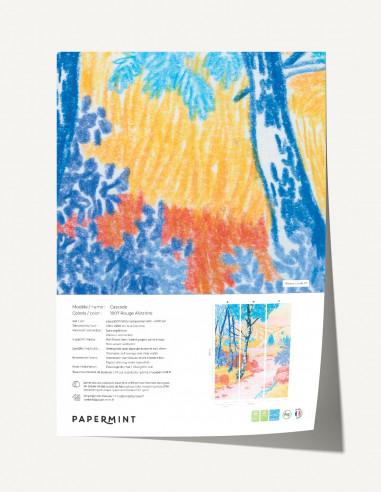 Cascade Fresque - Échantillon