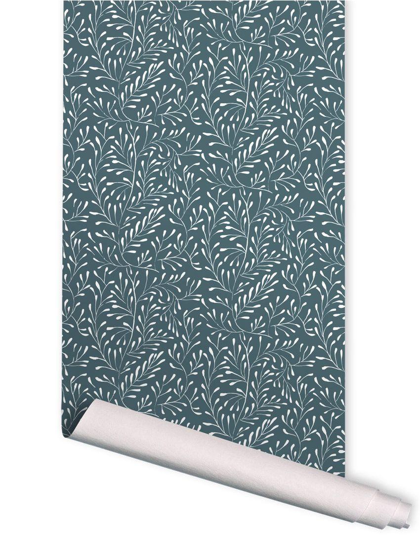 papier peint spring papermint. Black Bedroom Furniture Sets. Home Design Ideas