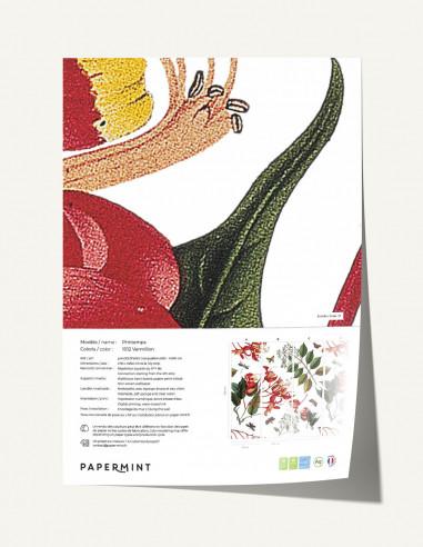 Printemps Fresque - Échantillon