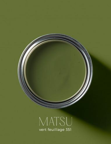 Paint - Matsu Eté Vert feuillage - 351