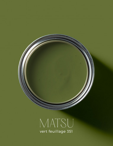 Peinture - Matsu Eté Vert feuillage -...