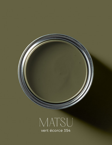 Peinture - Matsu Eté Vert Ecorce - 354