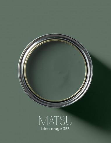 Peinture - Matsu Eté Bleu Orage - 353