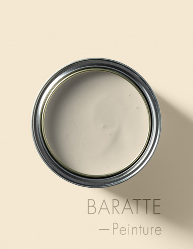 Peinture - Baratte