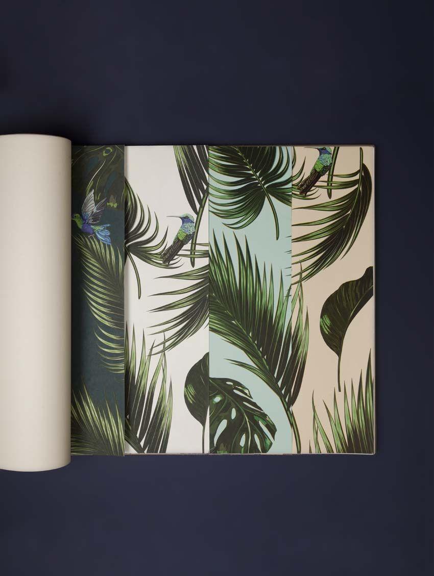Book Echantillon 53 Cm Papier Peint Papermint
