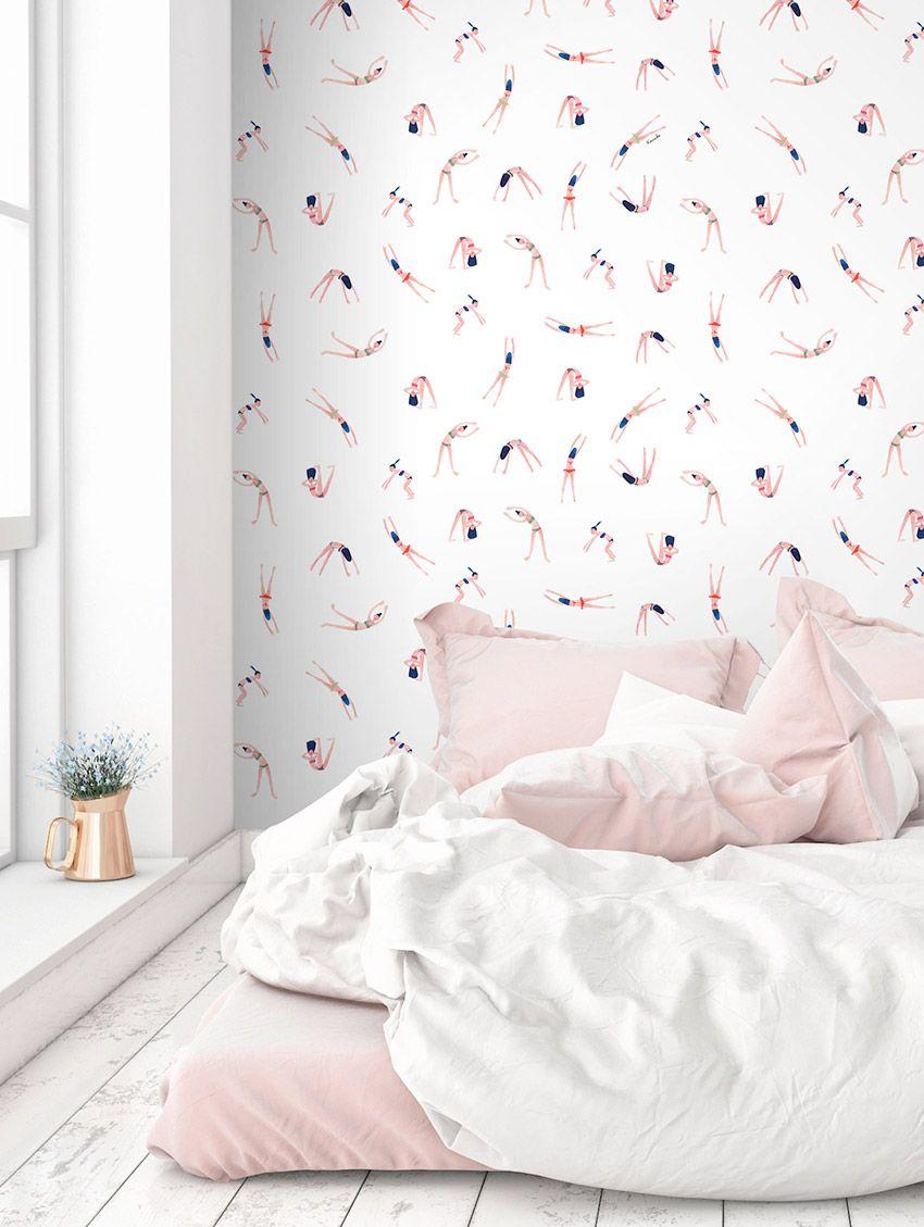 les nageuses my little paris kanako x papermint rouleau 3ml. Black Bedroom Furniture Sets. Home Design Ideas