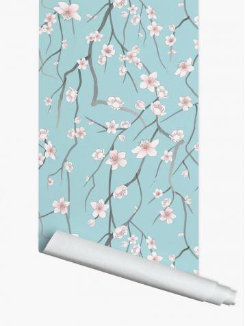 Sakura - Bleu Ciel