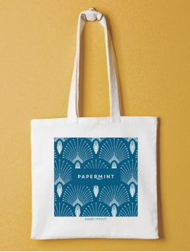 Tote Bag PaperMint 1925