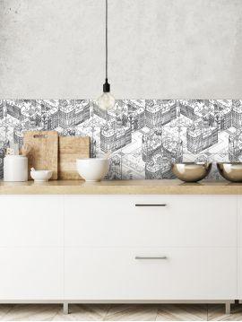 Mosaique- Paris 9 Planches