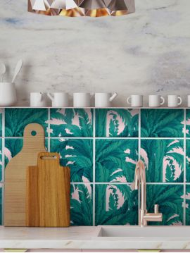 Musa Mosaique-  9 Planches