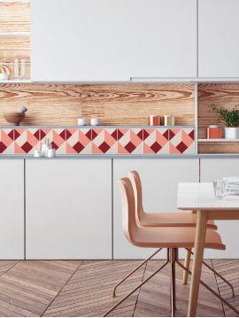 Cielda Mosaique -  9 Planches