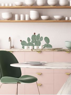 Opuntia - Set de 5 planches