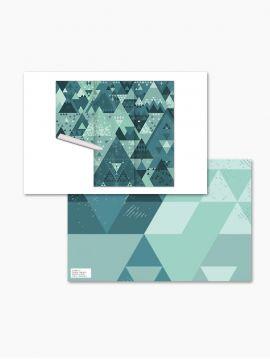 Fresque Mounts- échantillon