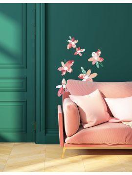 Blossom - Set de 5 planches