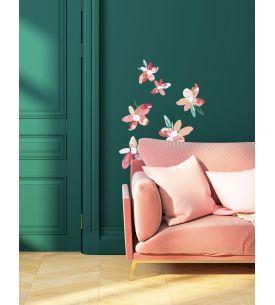 Blossom - Fresque 3 lés