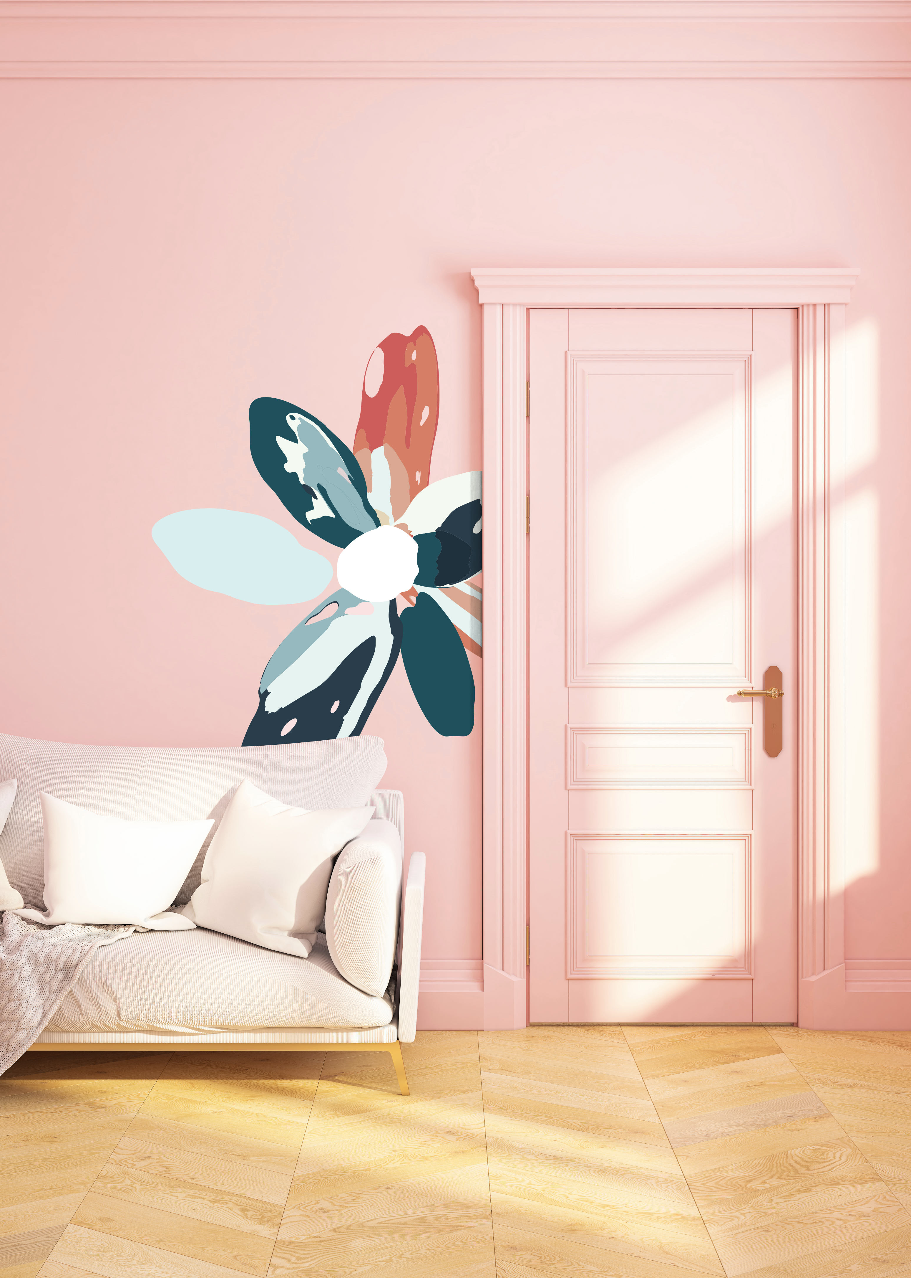 Blossom large stickers jpg