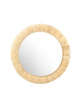 Mirror - Laos - round - Ø 27,5 cm