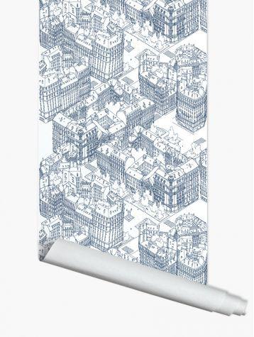 Papier Peint Paris Papermint