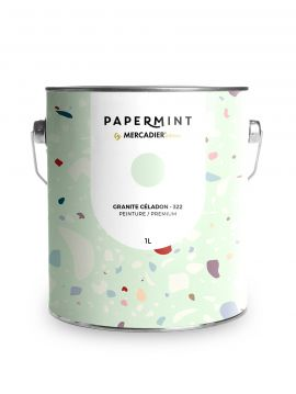 Paint - Granite Céladon - 322