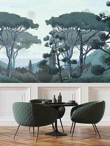Fresque Toscane - 3 à 6 lés