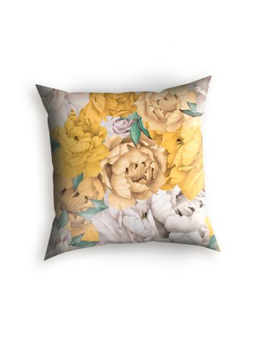 Paeonia - Coussin