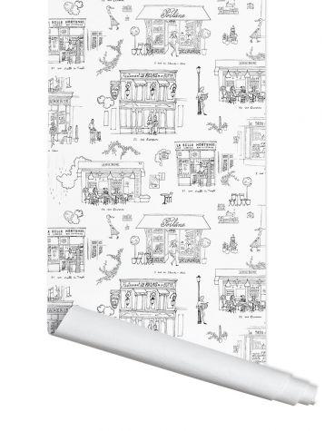 Au coin de la rue - My Little Paris X PaperMint